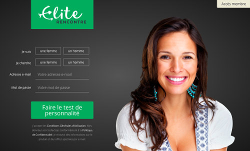 Elite site de rencontre
